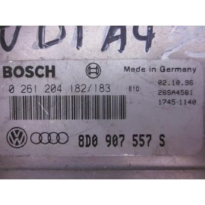 ECU BOSCH AUDI VW 0261204182/183 / 8D0907557S Comprar centralita de coche - Reparación electrónica - Repromotor Extremadura