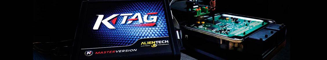KTAG master version de Alientech